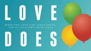 Love Does - Lunch Bible Study @ The Vineyard