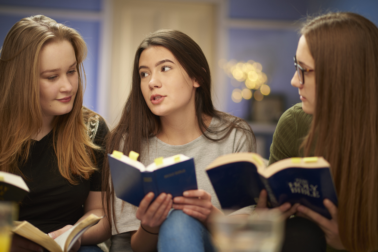 bible studies teen girls