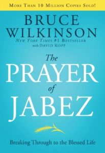Prayer of Jabez - Breaking Free to the Blessed Life @ The Vineyard